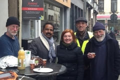 In  Gent  Street  Ministry