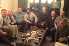 Mens Prayer Cell In  Holland