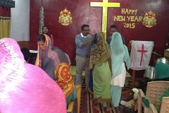 New Year  Gospel  And  Healing Service