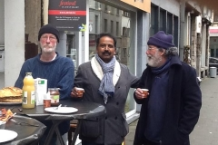 Street  Ministry  In  Gent